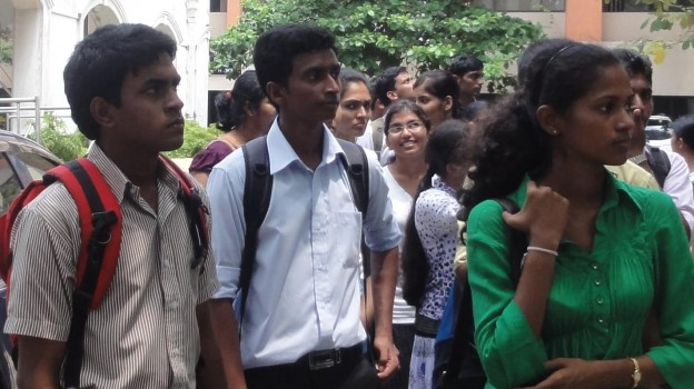 Fresher's attitude about the UOC….