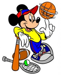 mickey~sports