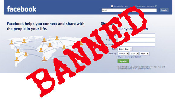Banning Facebook in Sri Lanka?