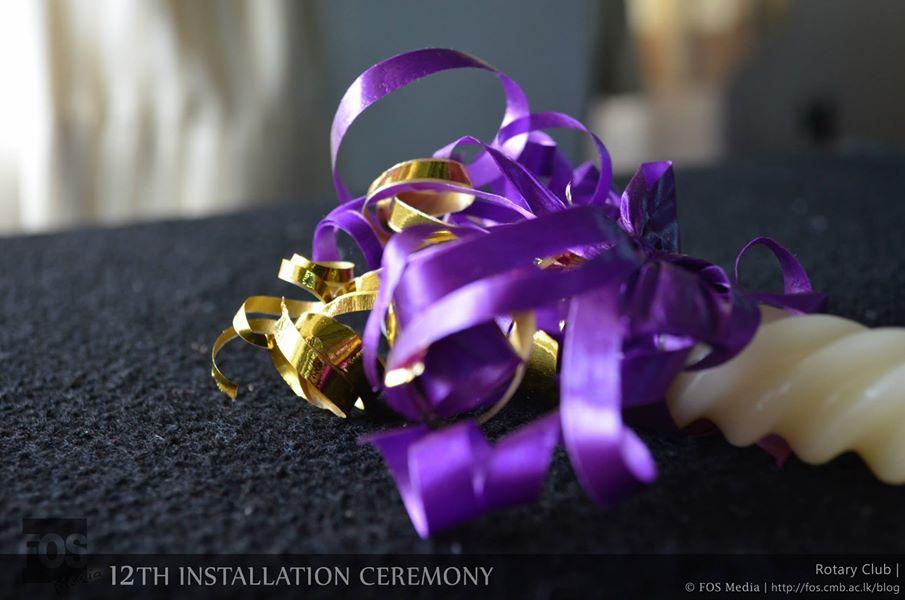 12th Installation Ceremony-Rotaract Club