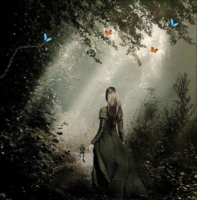 http://www.fanpop.com/clubs/fantasy/images/37301925/title/girl-forest-photo