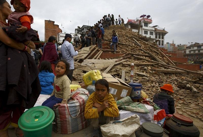 Nepal-THE TRADEGY