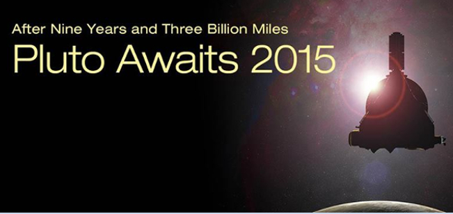 2015 THE YEAR OF PLUTO