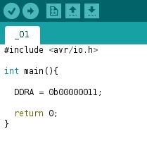 AVR Code 02