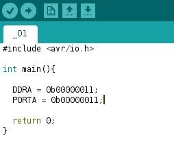 AVR Code 03