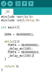 AVR Code 04