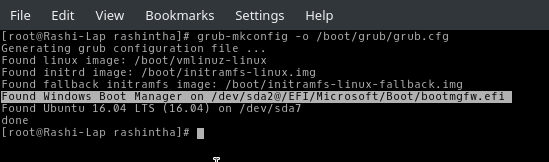Dual Boot Windows & Linux - Boot Manager Problems (EFI Grub) | FOS