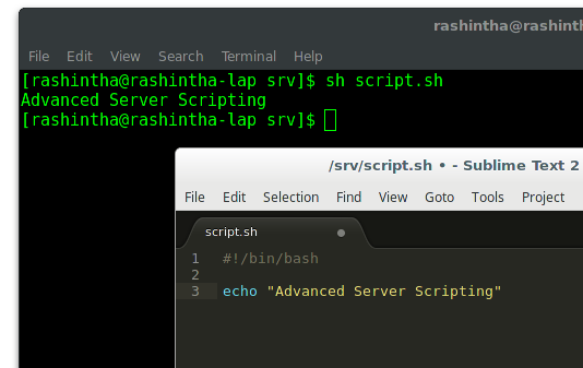 Multi-purpose Server Scripting with PHP and Bash | FOS Media