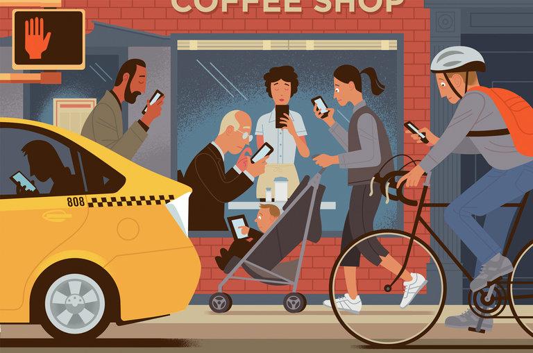 A life beyond smartphones