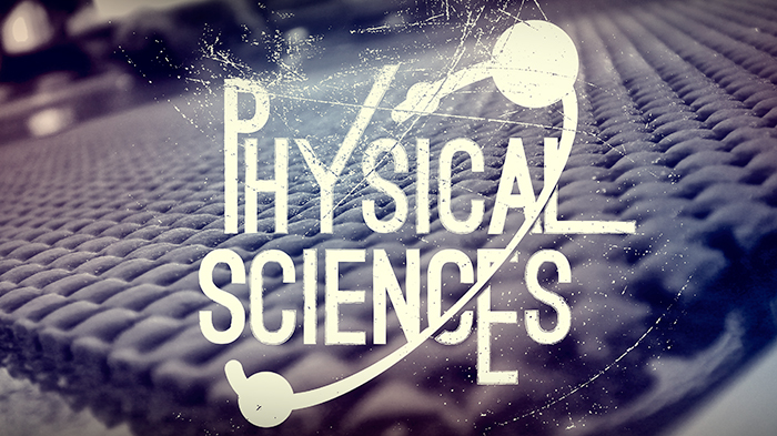 Why you should choose Physical Sciences