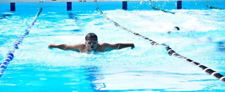 UOC Freshers' Swimming Tournament 2017