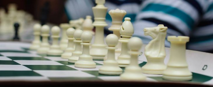 UOC Freshers' Chess Tournament 2017