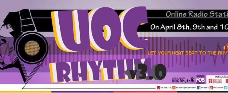 It's back again! Feel the pulse… UOC Rhythm 3.0