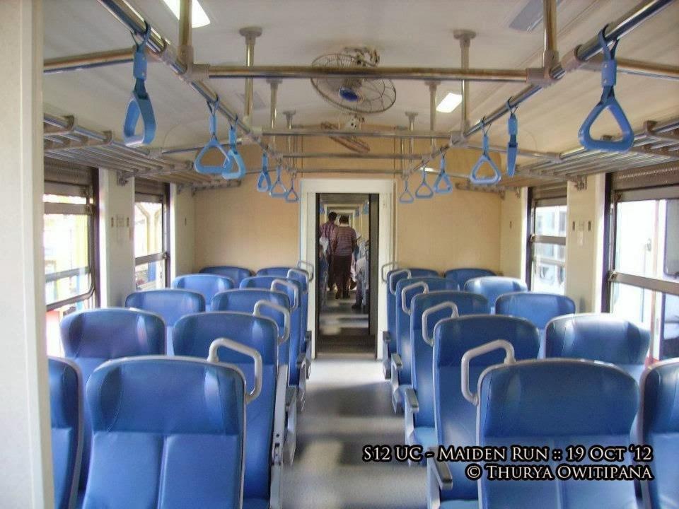 Class S12 interior © Thurya Owitipana
