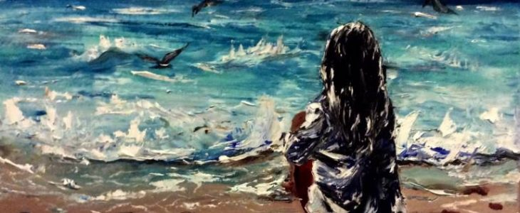 In the company of the sea…
