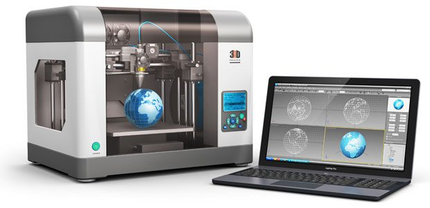3D Printing – Magic created with science