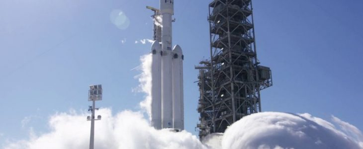 The Falcon Heavy, A new chapter in the space age?
