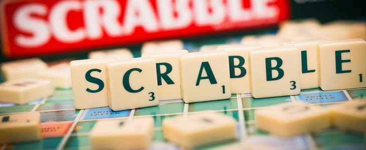 Brabble? Nah, we just Scrabble