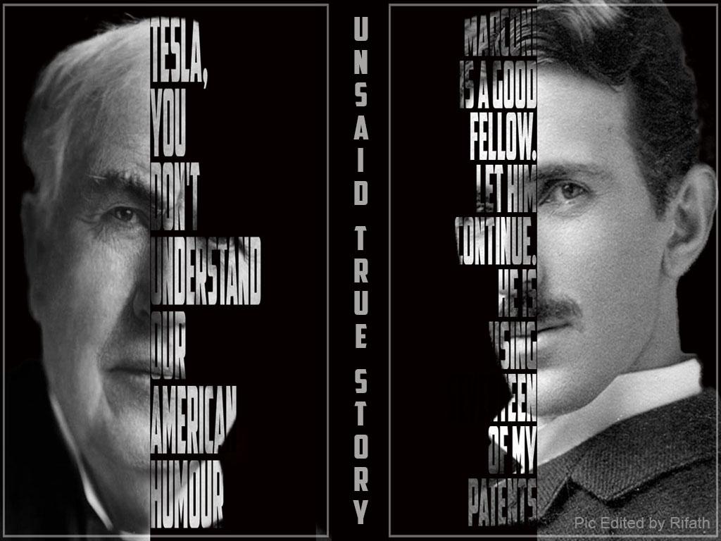 Outworn truth of Nikola Tesla