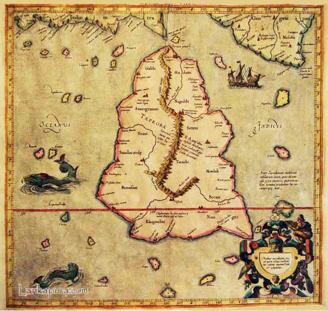 The Origin of Sinhalese – 01