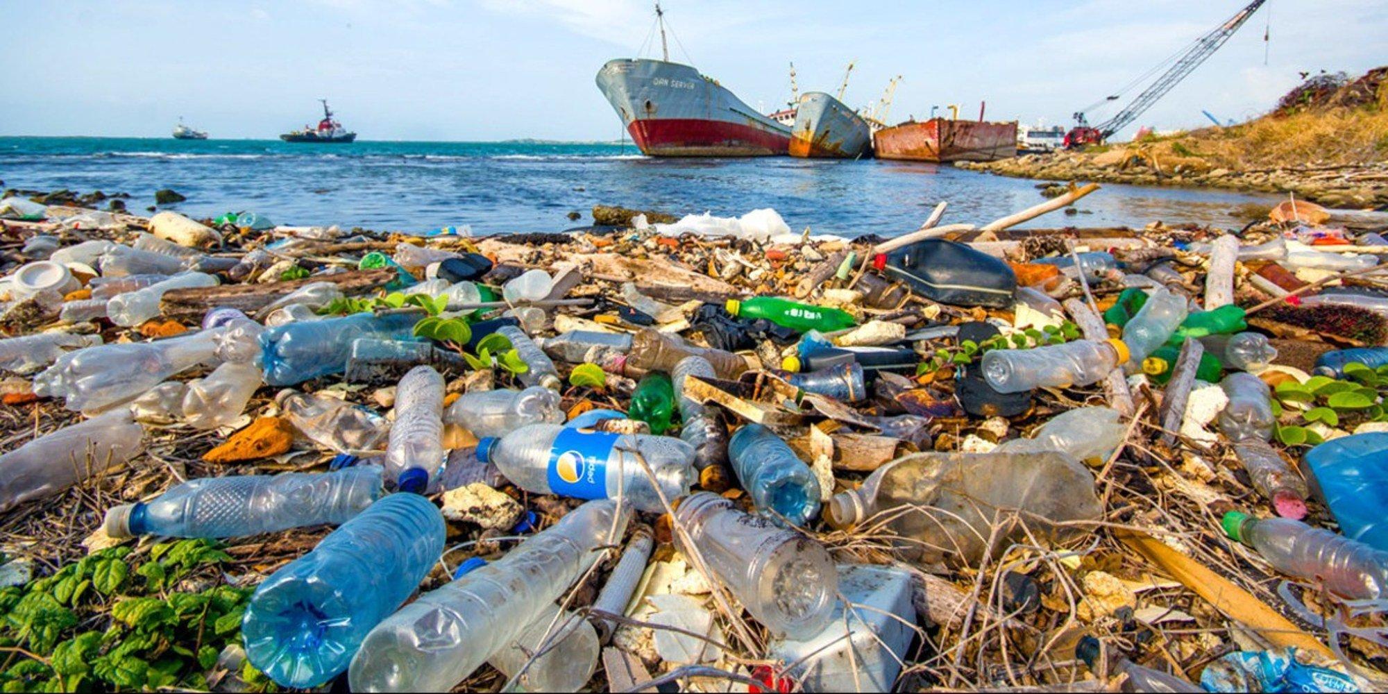 Beat Plastic Pollution   FOS Media Students' Blog