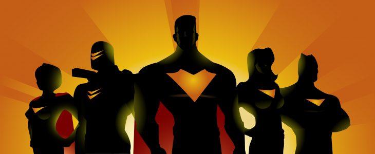 Superheroes Wanted!!!