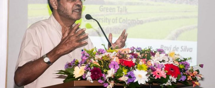 Green action, green thinking and green lifestyle – Green talk session 4
