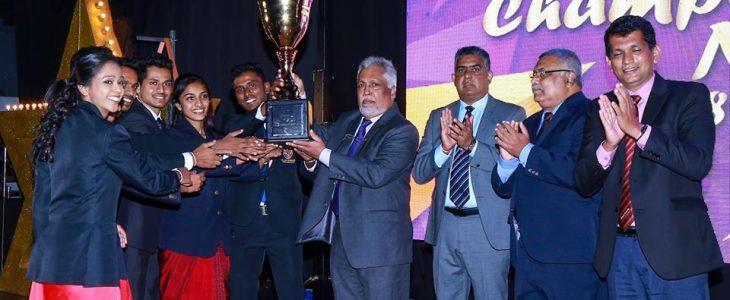 UOC honoured star sportsmen and women at Champions Night 2018