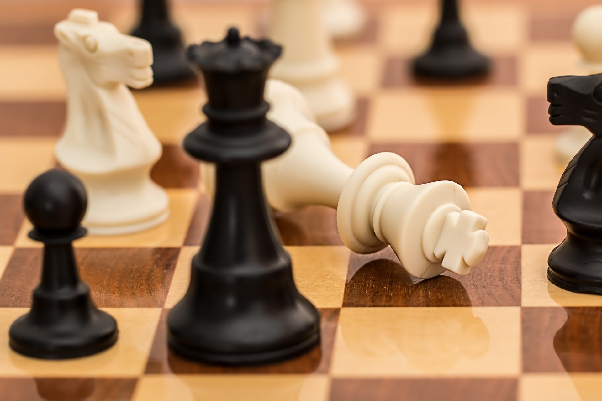 Freshers' Chess: The Game of Kings and Queens
