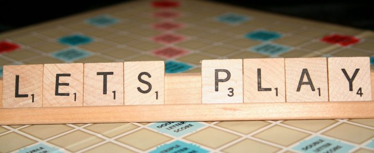 Freshers' Scrabble: A Day to Mingle Words