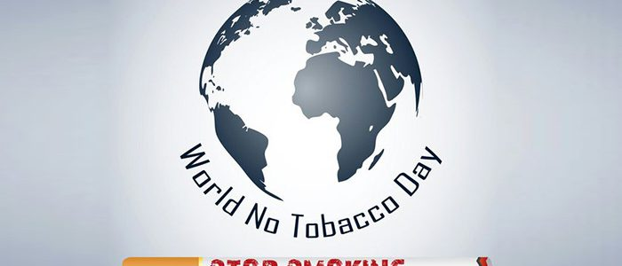 Say no to tobacco, say no to lung diseases!