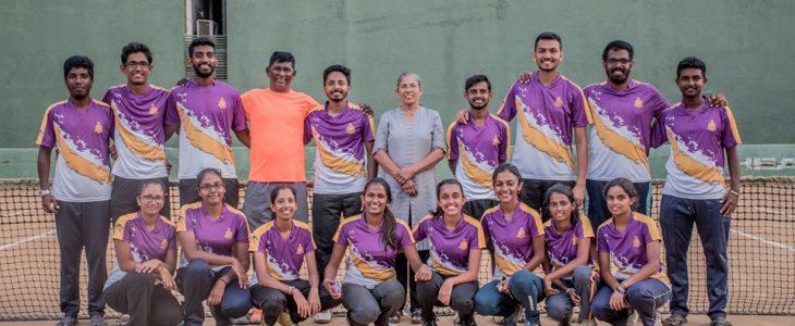 Over the Nets: SLUG Tennis Tournament 2019