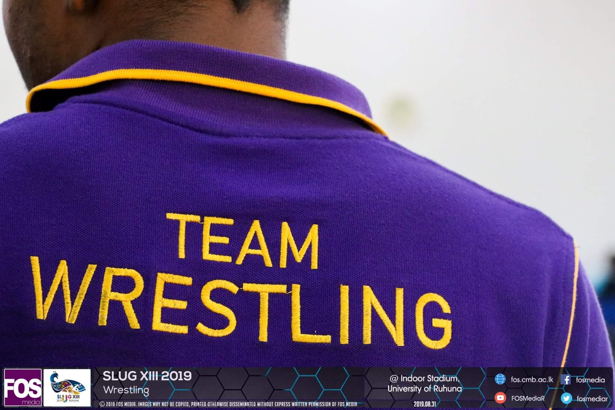 Battle of the titans: SLUG wrestling tourney 2019