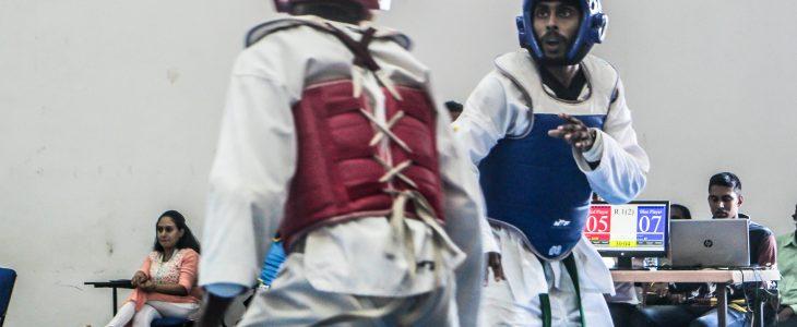SLUG XII 2019 – Taekwondo