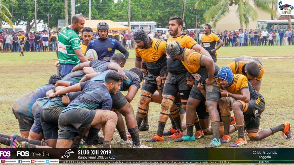 Colombo and Kelaniya prepare for a scrum in the mud