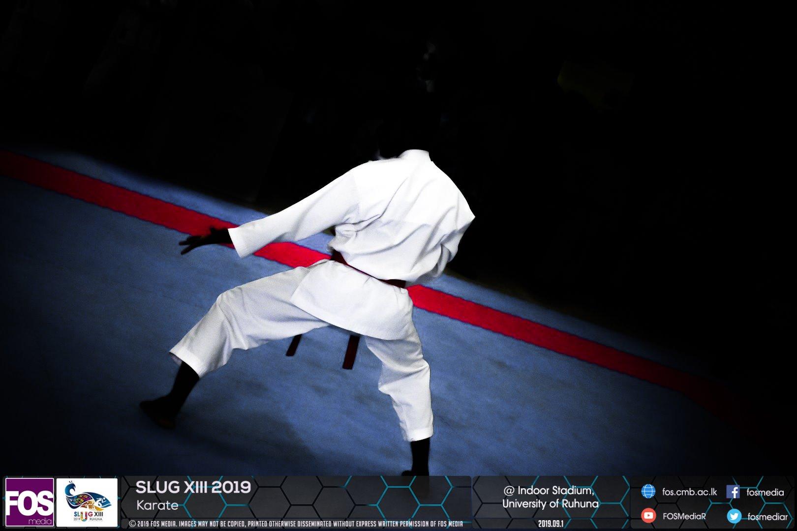 Karate Tournament – SLUG XIII 2019