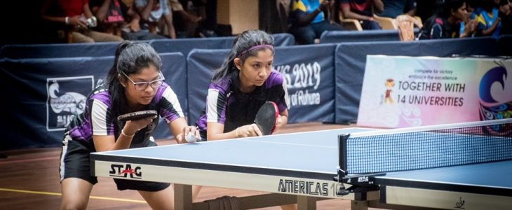 Aspirations are Seamless – SLUG XIII Table Tennis