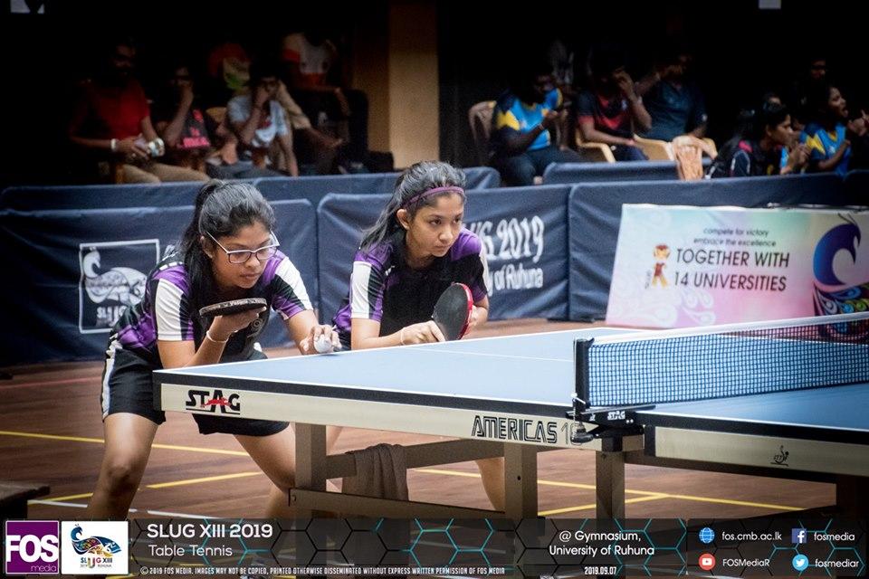 Aspirations are Seamless – SLUG XIII Table Tennis