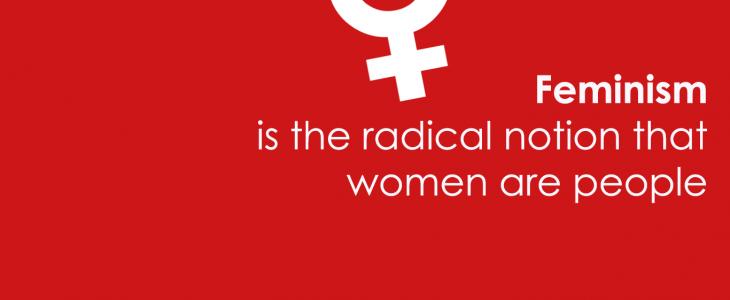 """Feminism; is it like """"All Men Must Die""""?"""