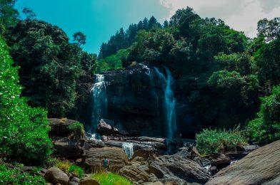 Hidden Beauty of Galboda Waterfalls