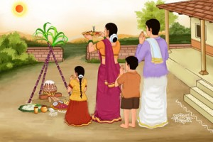 தைப்பொங்கல் தினத்தின் சிறப்பு…