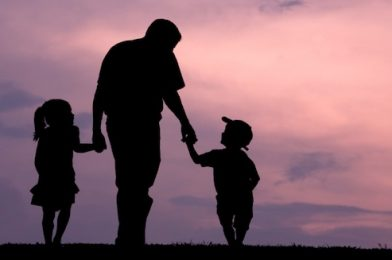 To The World A Father, To A Family The World