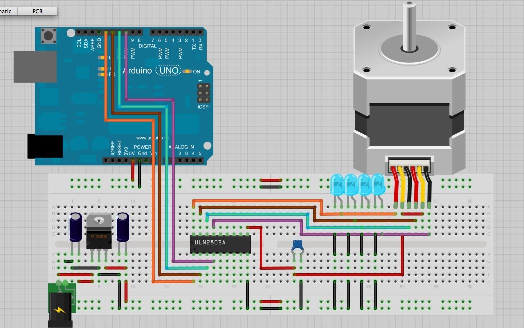 Arduino Motor Shield - Embedded System Laboratory